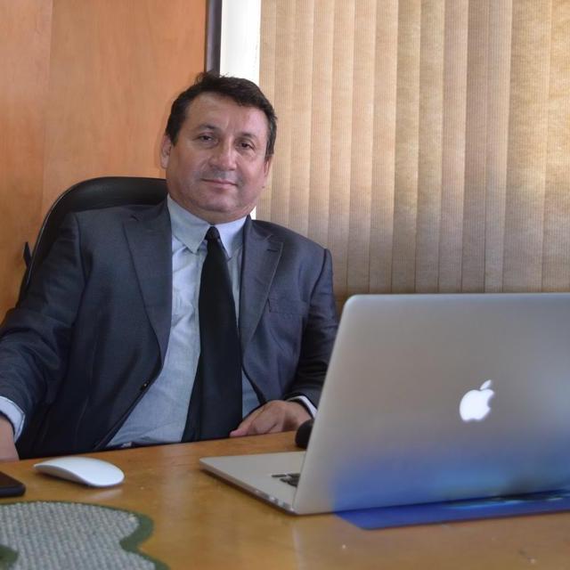 Alejandro M. Pastén C.